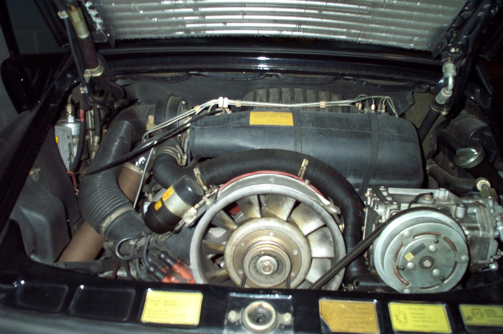 1983 911sc Smog Removal 911 912 Series Renntech Org